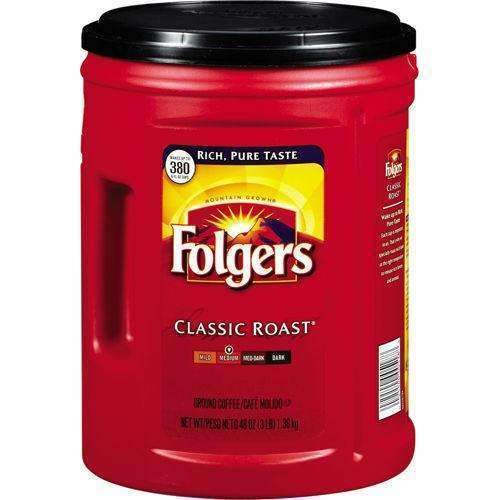 Janitorial SuperstoreFolgers Classic Roast Coffee