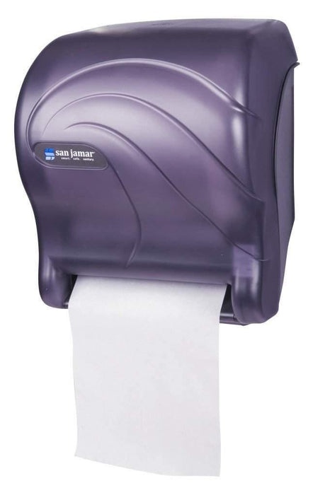 San JamarSan Jamar SJMT8090TBK Tear-N-Dry Essence Paper Towel Dispenser, Black Pearl