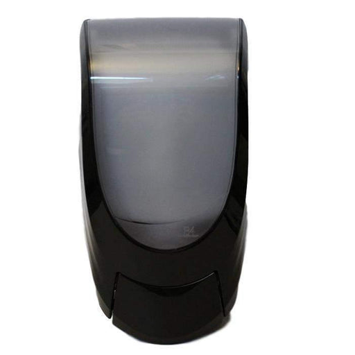 Janitorial Superstore JSS Premium Black Manual Hand Soap Dispenser - Janitorial Superstore
