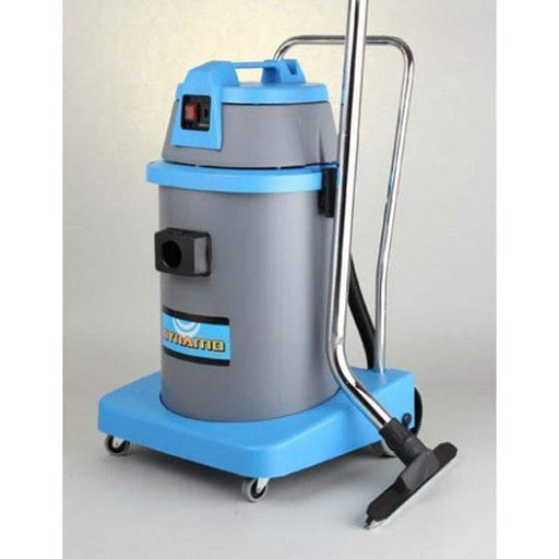 EDIC Dynamo 12 Wet/Dry Vacuum Stainless Steel (Free Shipping)