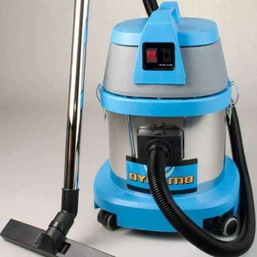 EDIC Dynamo™ 5 Gallon Wet/Dry Vacuum Stainless Steel (Free Shipping)