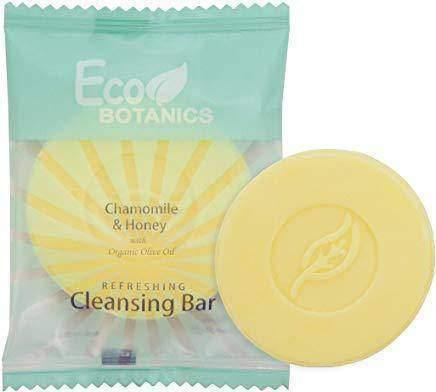 Eco Botanics Eco Botanics Cleansing Bar .75, 100 Pack - Janitorial Superstore