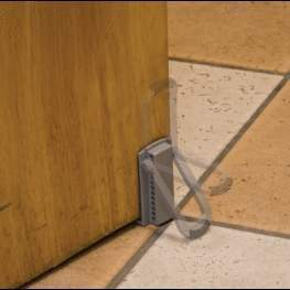 Please allow 3 to 5 extra processing daysSafety Release Flip Down Doorstops