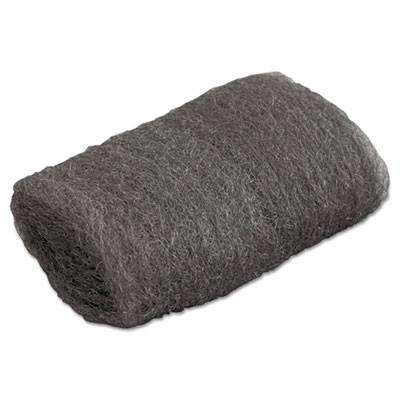 Janitorial SuperstoreSteel Wool Soap Pads Hotel Size Brillo 120cs