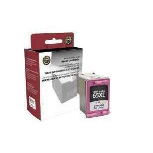 Janitorial SuperstoreInk Cartridge for Hewlett Packard, (HP 65XL), Tri-Color, (N9K03AN)(118155)