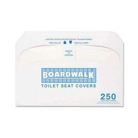 Janitorial SuperstoreToilet Seat Covers 4/250pk