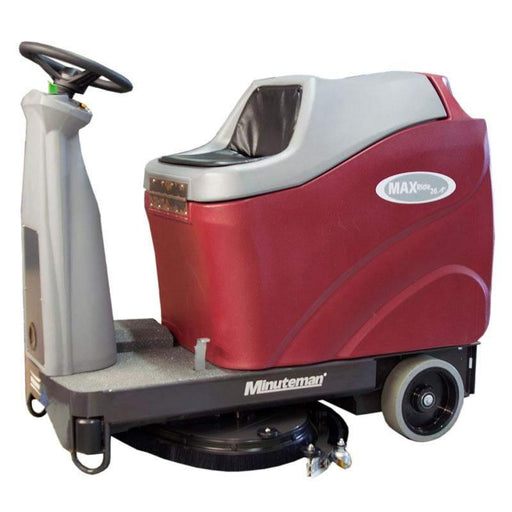 Minuteman Max Ride 26 Riding Auto Scrubber A-MR26DQP (Free Shipping)