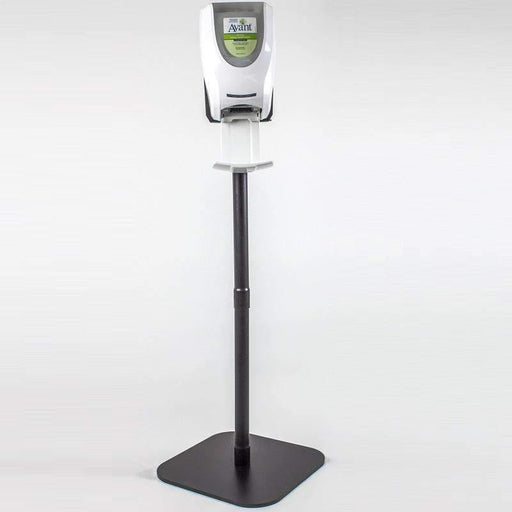 Janitorial Superstore JSS Touchless Hand Sanitizing Station Floor Stand (With Dispenser ) - Janitorial Superstore