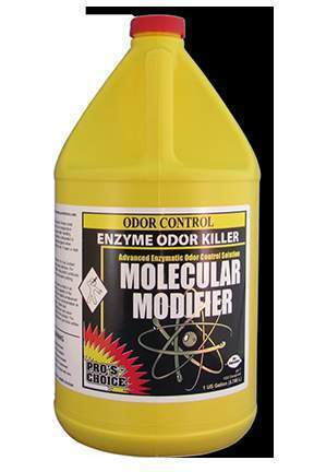 Pro's Choice Pro's Choice Molecular Modifier (Concentrated), 4 Case - Janitorial Superstore