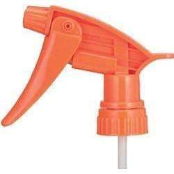 Janitorial Superstore Orange Spray Trigger (Acid Resistant) - Janitorial Superstore