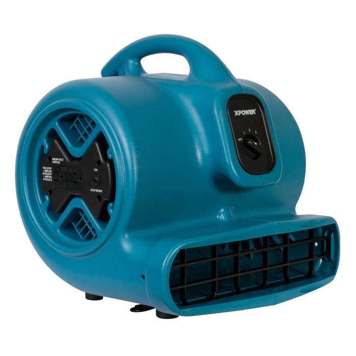 XPOWERXPOWER X-600A 1/3 HP Air Mover with Daisy Chain (Free Shipping)