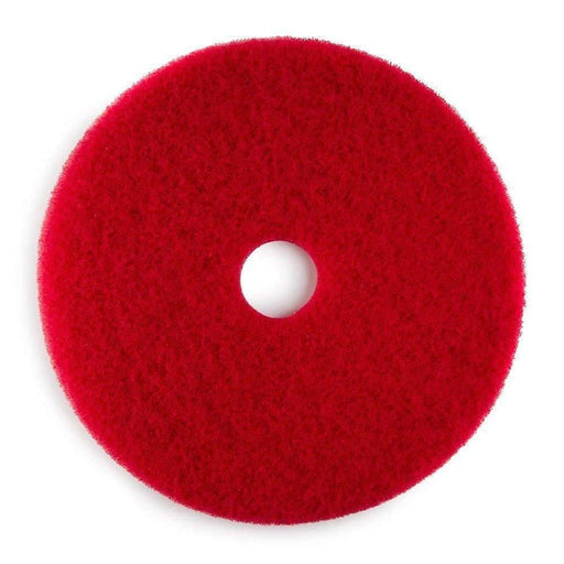 Janitorial SuperstoreRed Scrub Pad ea