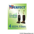 Janitorial SuperstorePerfect Hepa Filter Vac Bags P103, P104