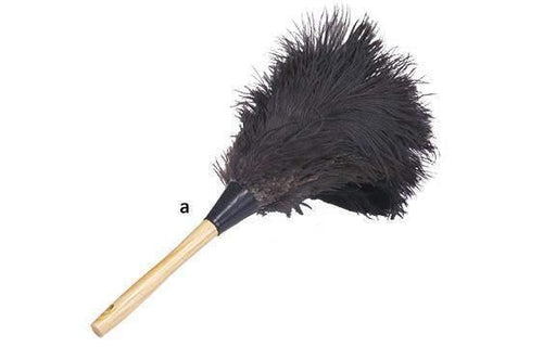 Lambskin SpecialtiesPremium Black Feather Duster, 7 Plume, 13 Overall