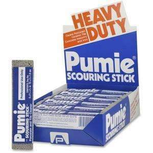 Janitorial Superstore Pumie Scouring Stick (Porcelain & Tile Cleaner) - Janitorial Superstore