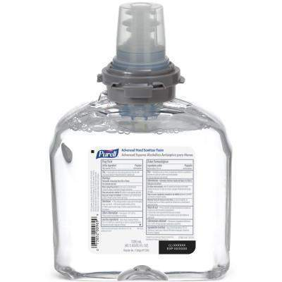 PurellPURELL 5392-02 Advanced Hand Sanitizer Foam 1200 mL Refill for PURELL® TFX™ Dispenser