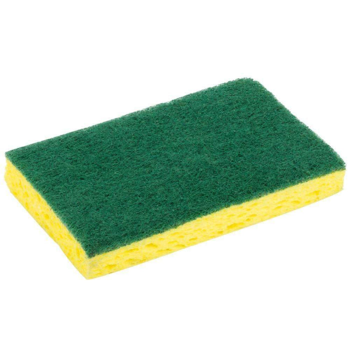 Janitorial Superstore Medium-Duty Scrub Sponge 20cs - Janitorial Superstore