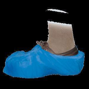 Janitorial Superstore Blue Shoe Covers 50pk - Janitorial Superstore