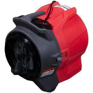 Syclone 1672-7671 Sentry X4 HEPA Air Scrubber, Red (Free Shipping) (3830189031496)