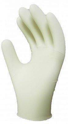 RoncoRonco L1 Latex Powdered-Free Disposable Gloves (3 mil), 100 Box