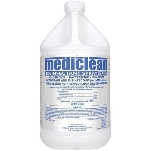 Chemspec Chemspec MediClean® Disinfectant Spray Plus (formerly Microban®) - Janitorial Superstore