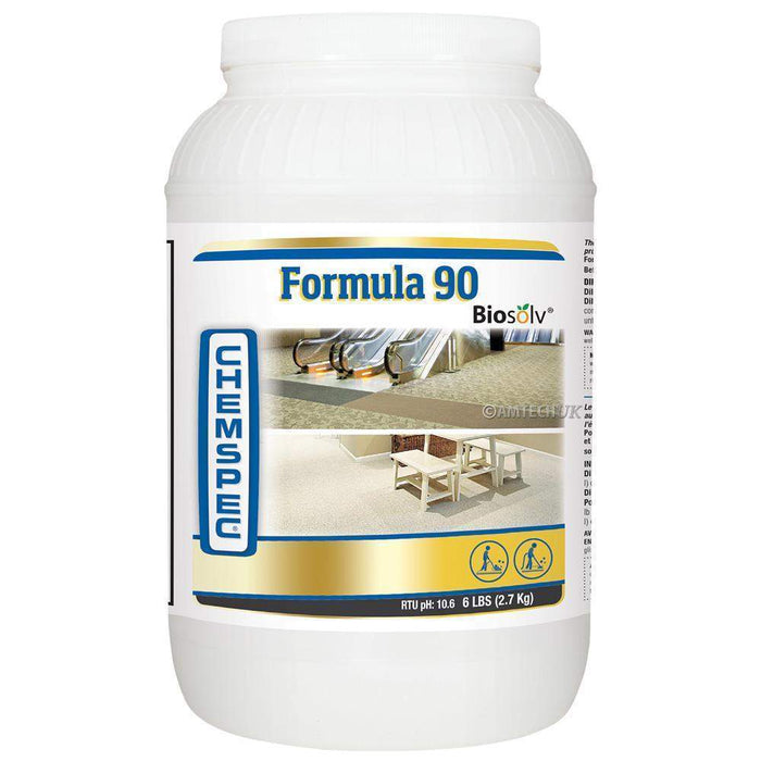 Chemspec Formula 90 Powder with Biosolv (Concentrated) (7438244358)