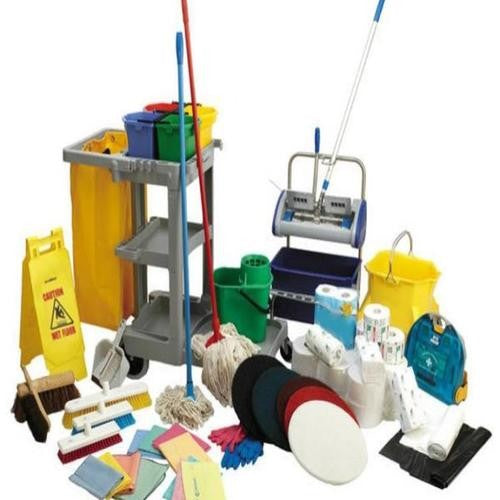 More Janitorial Supplies!