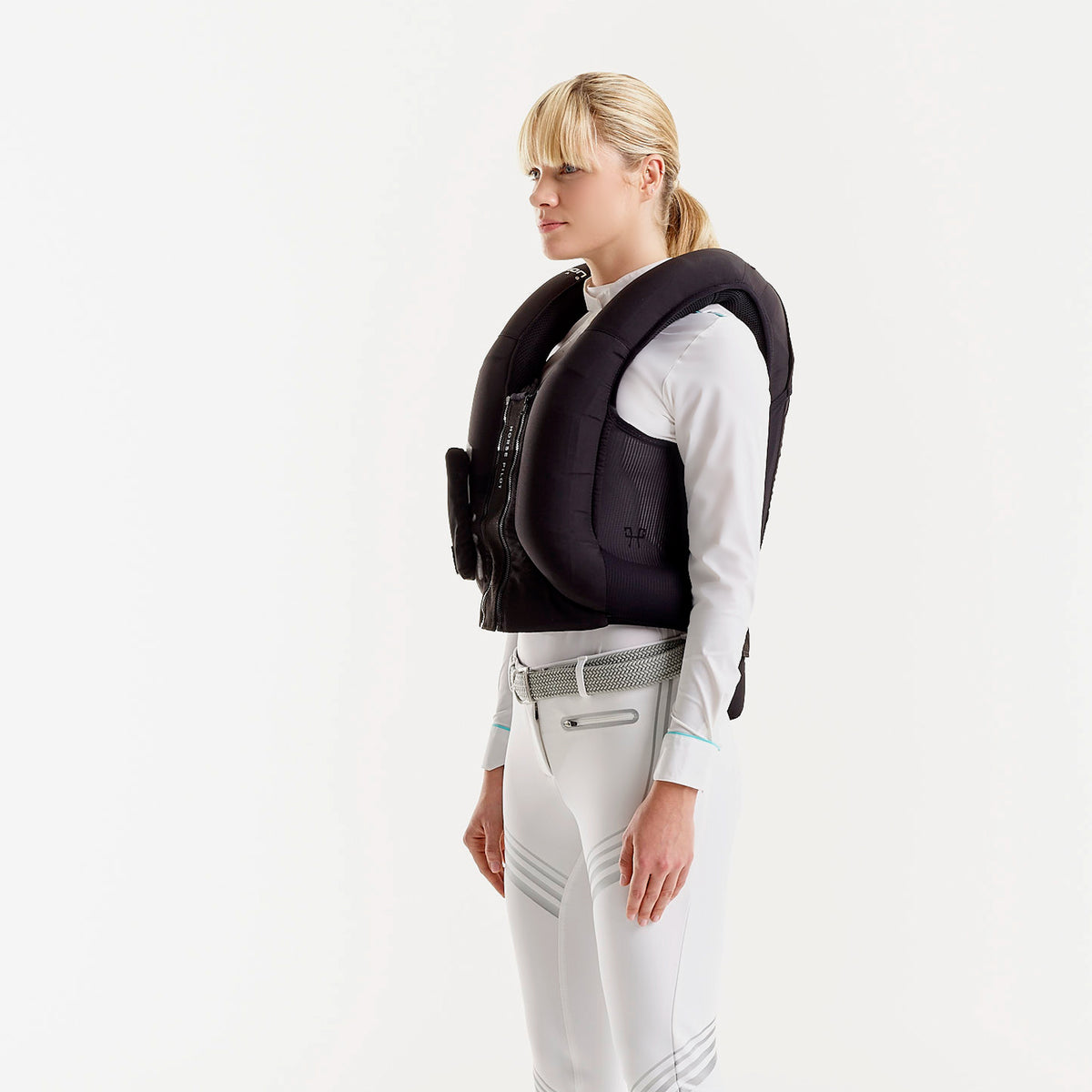 Horse Pilot Airbag Light Safety Vest - Unisex