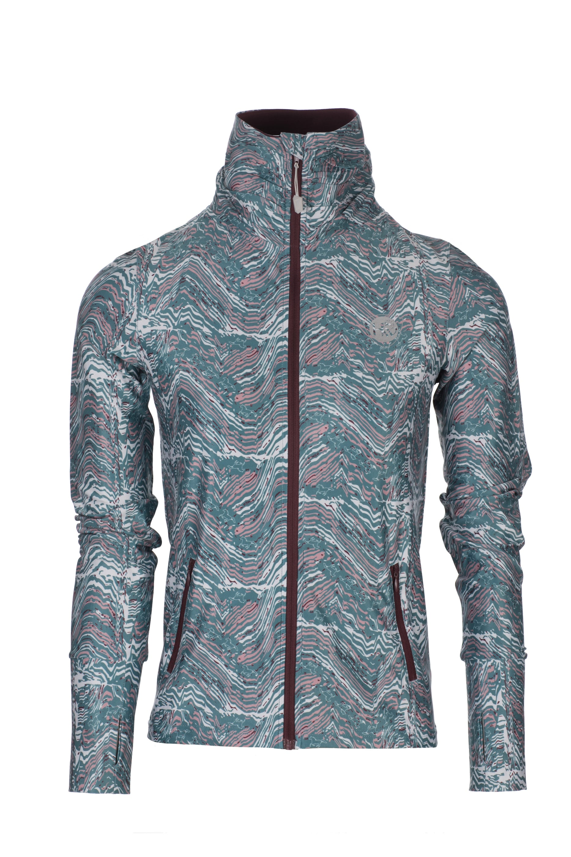 With a super trendy vibe and multi-sport functionality, the Horseware Ireland Technical Full Zip Jacket is totally dialled in, and even has an exclusive Horseware Marble Print!!!  Full front zip Flattering fit Super breathable / wicking and antibacterial 95% Polyester, 5% Spandex Machine washable