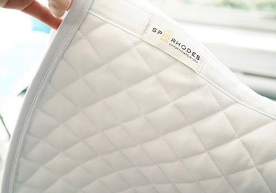 SP Rhodes Profiled Saddle Pad
