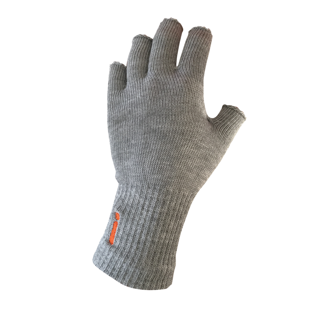 The Incrediwear Circulation (Fingerless) Gloves are designed to warm hands and wrists. Incrediwear Circulation Gloves come in two sizes and fit most adults comfortably.  GUIDELINES FOR USE: Wear as needed for comfort and relief. Incrediwear Active Wear can be worn 24/7. For maximum benefit wear when sleeping.  CARE & FABRIC COMPOSITION: Incrediwear Fingerless Circulation Gloves are easy to clean. Wash warm or cold, tumble dry low. Do not bleach, iron or dry clean.