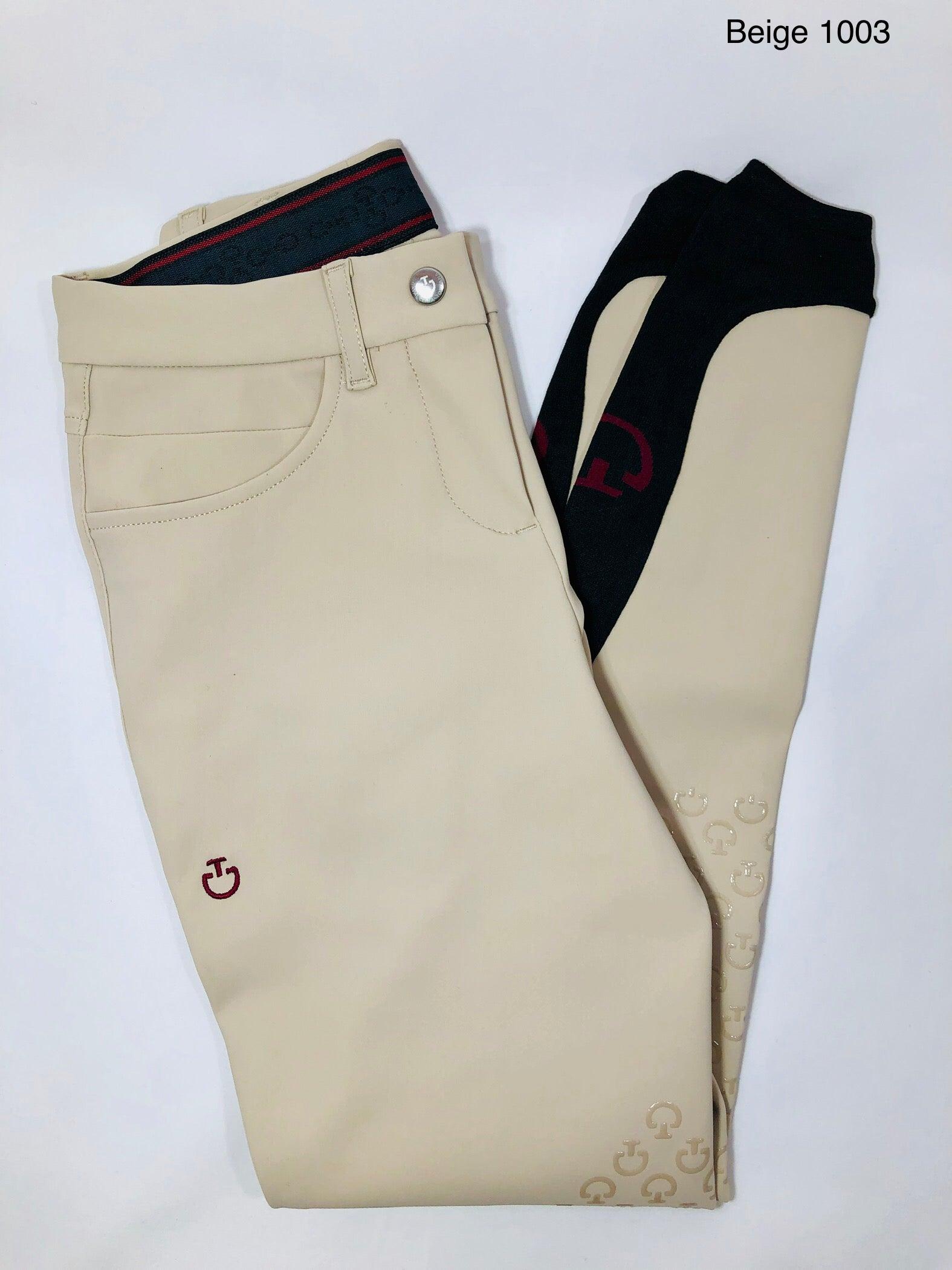 Cavalleria Toscana Womens New Grip System Breeches