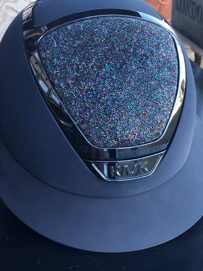 KASK Custom Star Lady Swarovski Midnight - Navy