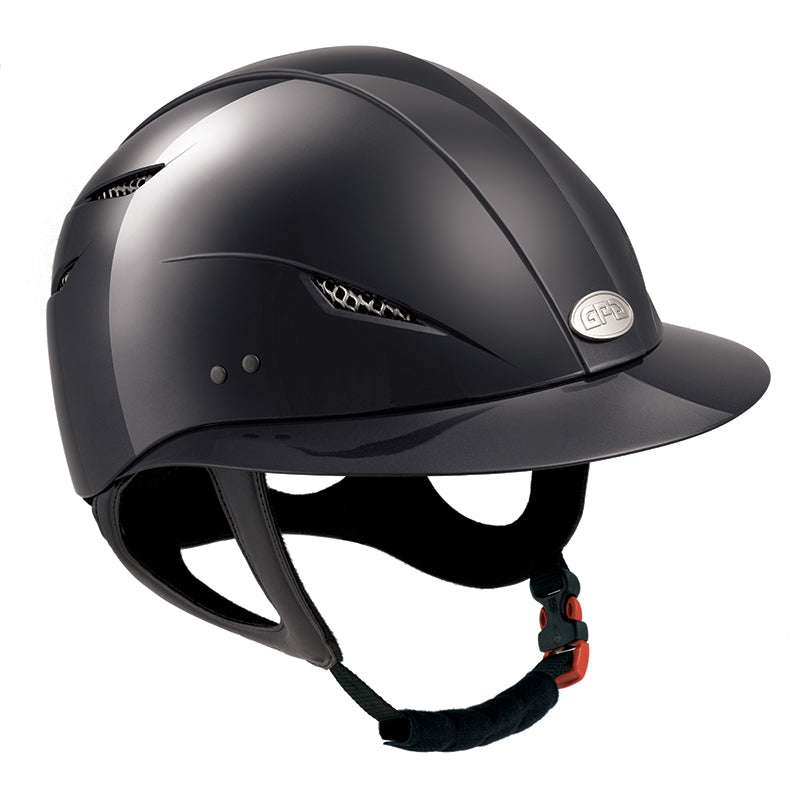 GPA Little Lady Glossy Helmet