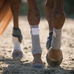 The Incrediwear Equine Therapeutic Leg Wraps are designed to fit comfortably around the horse's legs, and is secured with a reliable velcro strip. Leg Wraps are created to help prevent injury, accelerate recovery time, and improve performance.  Passive Recovery – Wrap horse's legs with Therapeutic Leg Wraps after working your horse to reduce inflammation for recovery and injury prevention.