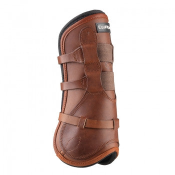 Featuring T-Foam™ Technology, the T-Boot Luxe open-front boot is produced from top-quality, water-resistant French leather, offering not only an exquisite look, but also the best in protection and support.  Now available in both black and brown leather, the Luxe boot features removable T-Foam liners that can be washed and replaced.