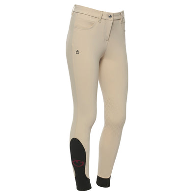 Cavalleria Toscana Kid's Girl's Color Grip Breeches