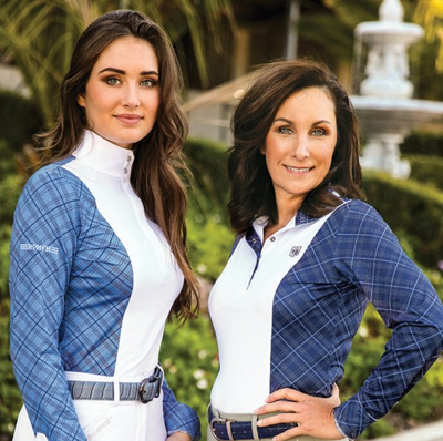The Schuyler is a fun and fashionable show shirt – traditional when buttoned up, but with fun, subtle plaid design on the sleeves, collars and sides.  Made of our custom Cool-touch™ microfiber with Chill-factor™ cooling fabric, treated with POWERFRESH™, an antimicrobial treatment to keep your shirt smelling fresh.
