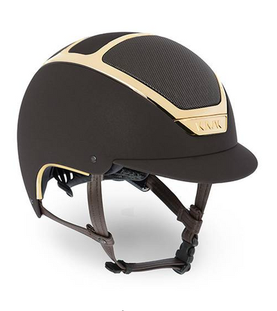 KASK Dogma Chrome Light Helmet Gold