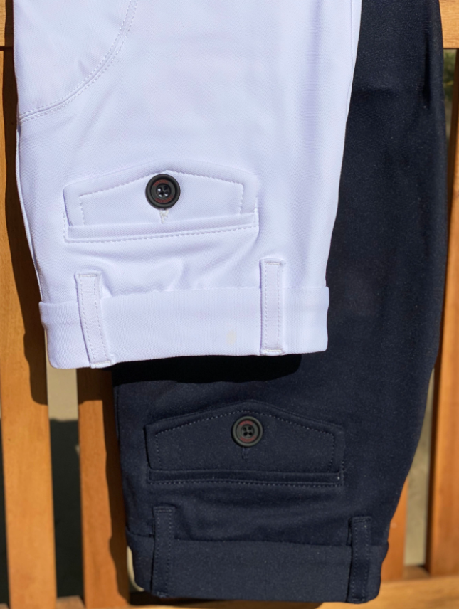 Cavalleria Toscana Boy's Riding Breeches