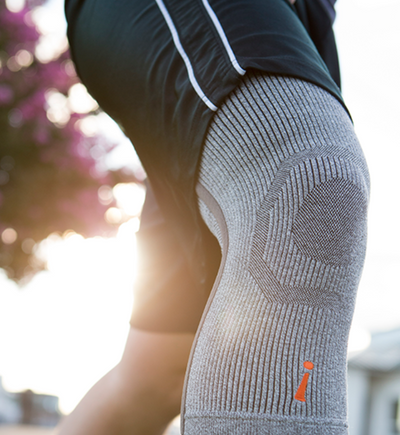 The Incrediwear Knee Sleeve was developed to accelerate recovery and reduce pain by increasing blood flow during activity or while at rest.  Increases blood flow Accelerates recovery Reduces pain Optimizes natural healing process Form-fitting fabric without restricting mobility Breathable and moisture wicking fabric 3D weave design for effortless comfort 24/7 Made with a blend of: 49% Polyester 25% Nylon 21% Cotton 5% Spandex