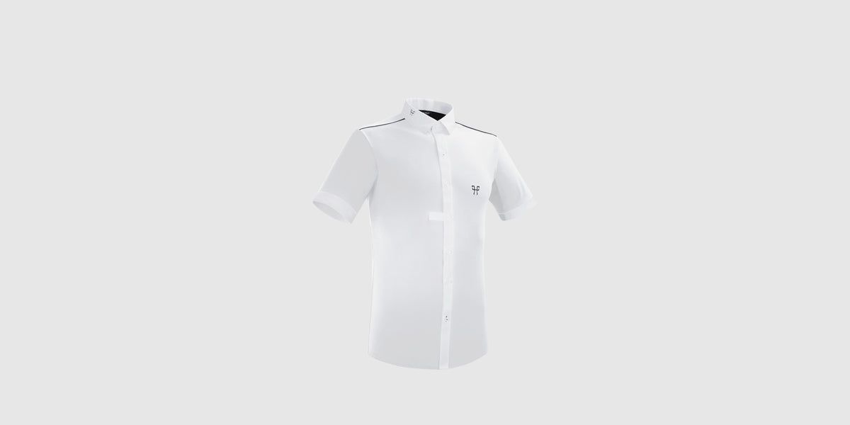 Horse Pilot Men's Aerolight Competition Shirt - Short Sleeve