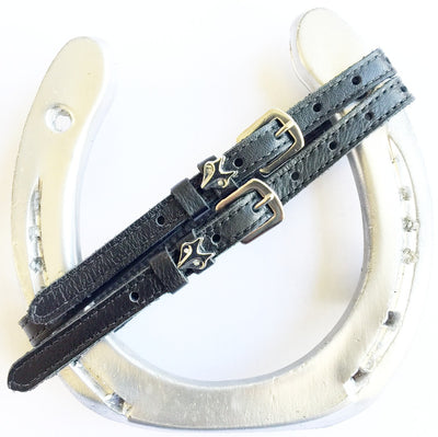 ManeJane Spur Straps / Gold Collection
