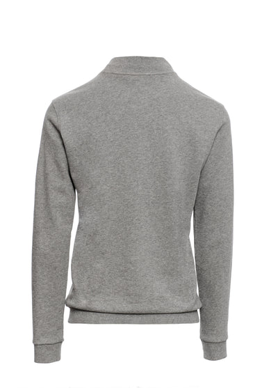 Simple and chill, it's the Alessandro Albanese Ungendered Cotton Sweatshirt.  Super-luxe Cotton, sports-inspired AA branding and a collar with contrast insert detail  Suitable for Men's and Ladies  Classics leisure and training piece 100% Cotton
