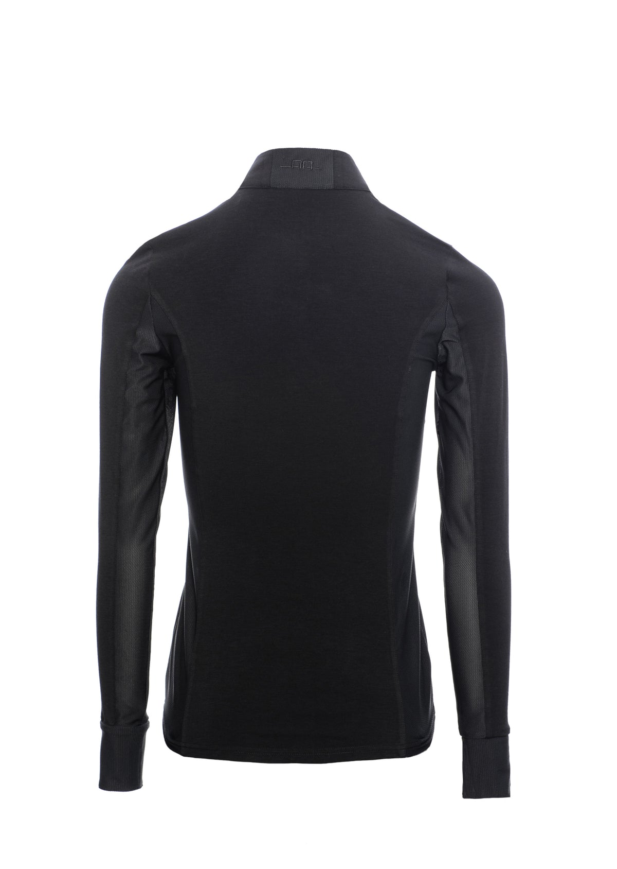 A great update to the Spring version, the Alessandro Albanese CleanCool Half Zip Top  has a lightweight fabric with maximum movement, great for training and travel.  Super luxe handfeel!  100% CleanCool Polyester  CleanCool Fabric has unique antibacterial and cooling properties  Quick moisture absorbing and quick dry  Luxurious breathable mesh inserts • Machine washable