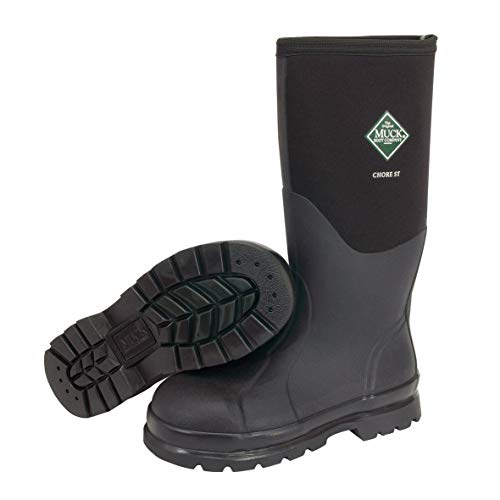 Muck Boot- Men's Chore Steel Toe