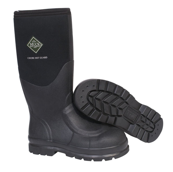 Muck Chore Met Guard Boot