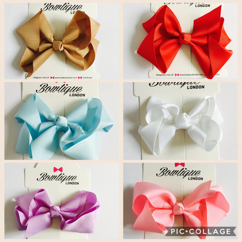 "Bowtique London 2.5"" Bow"
