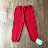 Artesania Granlei Red Knitted Suit