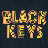 TRI-LINE LOGO T-SHIRT BLACK - The Black Keys
